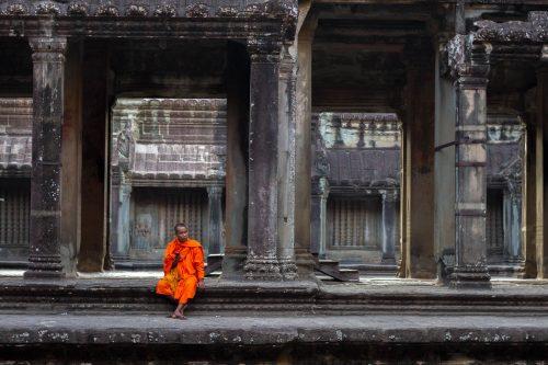 Modernised Monk