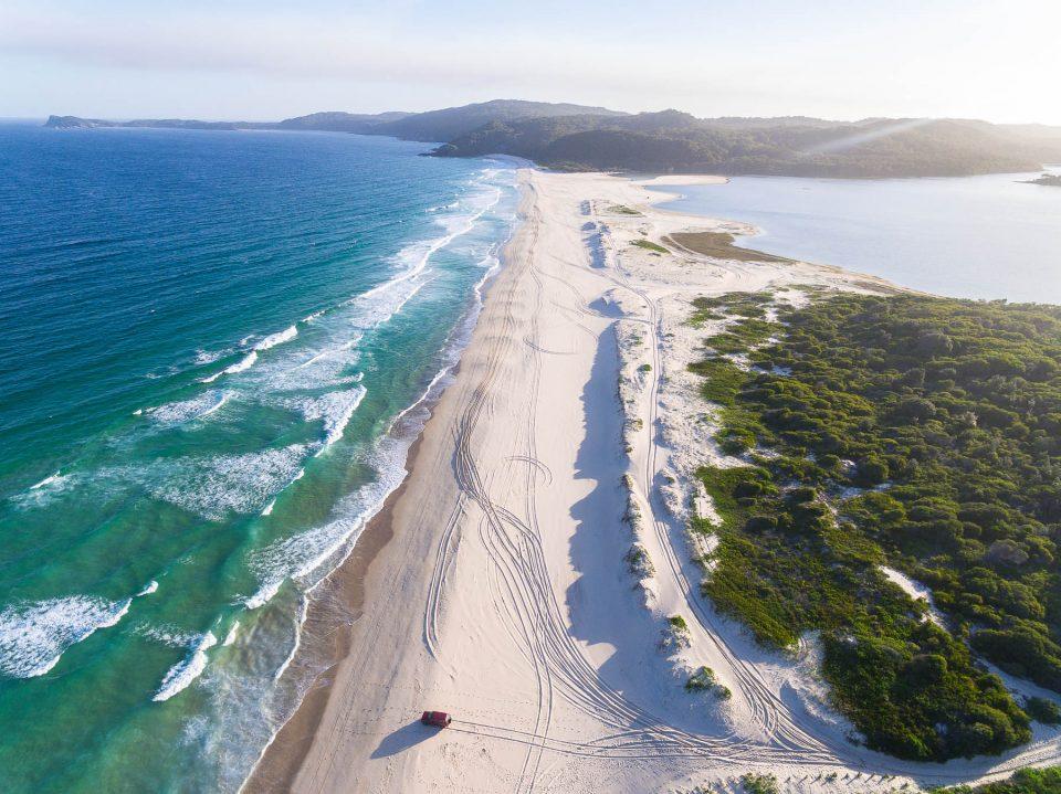 Sandbar Serenity